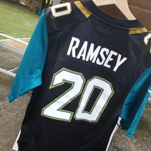 NFL Jalen Ramsey Jacksonville Jaguars jersey Small